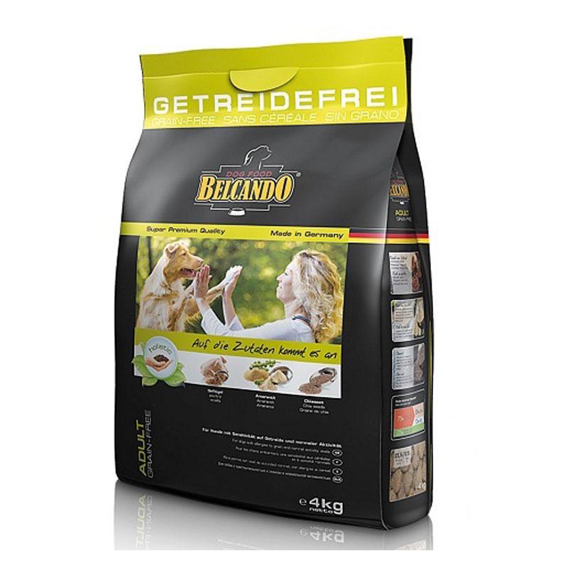 BELCANDO Adult Grain Free, 4 KG imagine