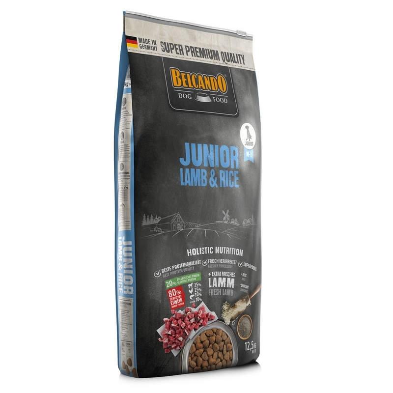 Belcando Junior Lamb & Rice, 12.5 kg imagine