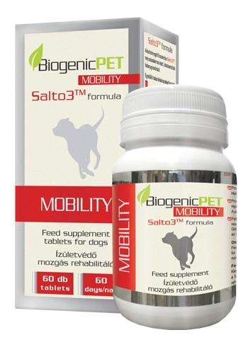 BiogenicPET Mobility, 60 comprimate imagine