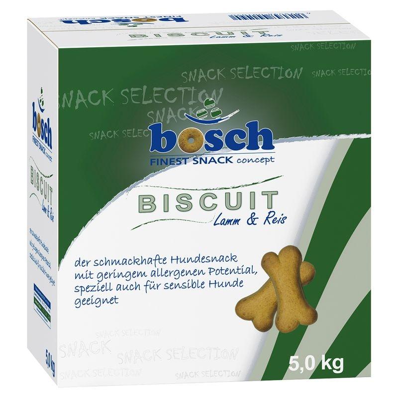 Biscuiti Bosch LAMB & RICE 5kg imagine