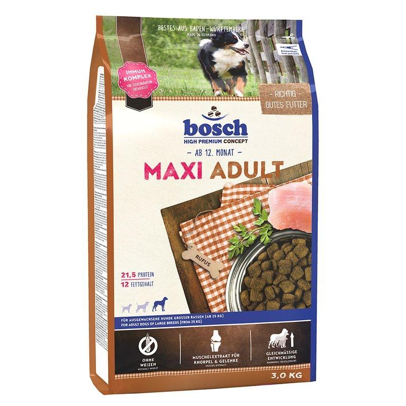 Bosch Adult Maxi 3 kg imagine