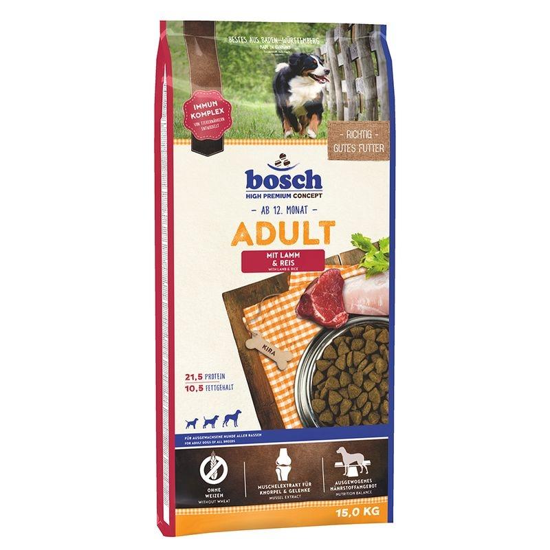 Bosch Adult Miel si Orez 15 kg imagine