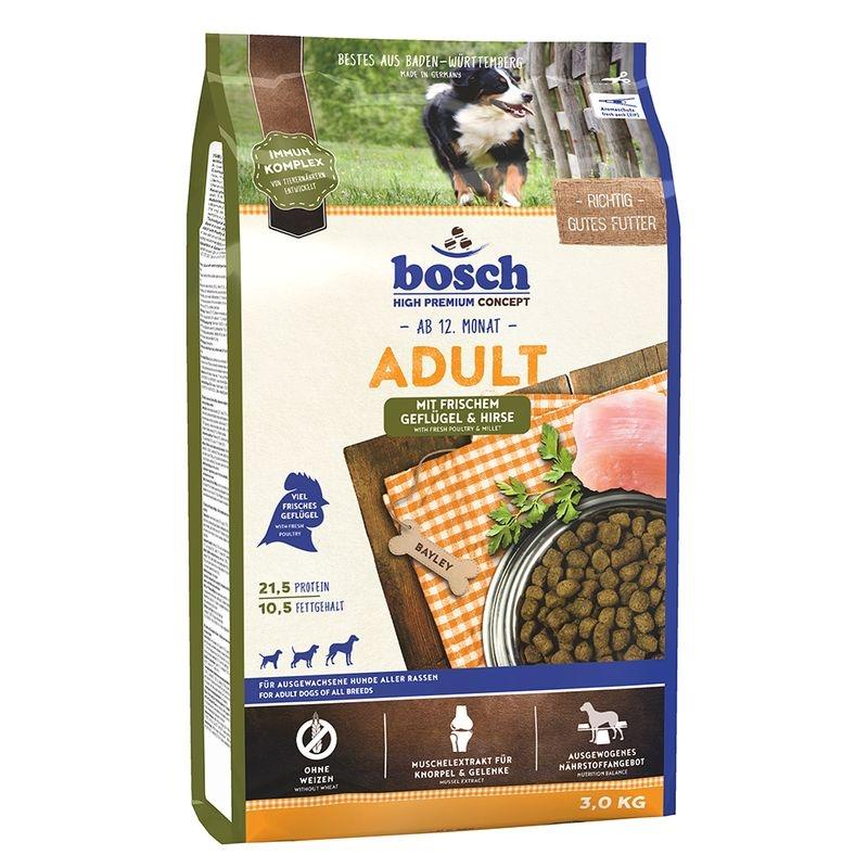 Bosch HP Adult Pasare si Mei, 3 kg imagine