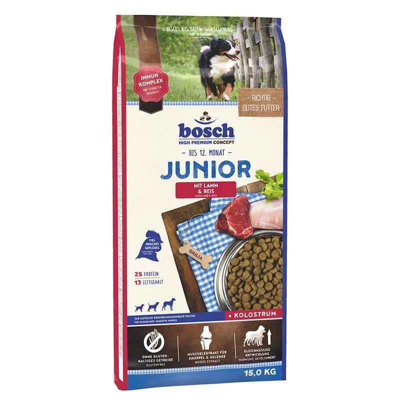 Bosch HP Junior Lamb & Rice, 15 kg imagine