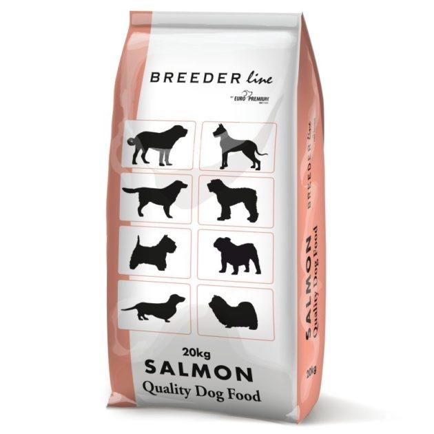 BREEDER line SALMON, 20 kg imagine