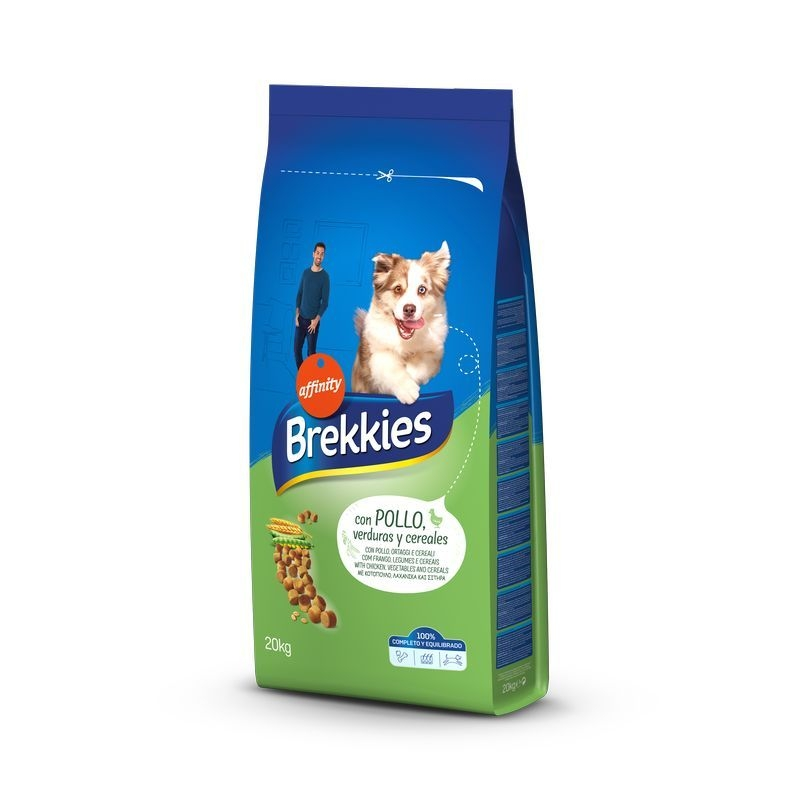 Brekkies Dog Excel Complet, 20 kg imagine