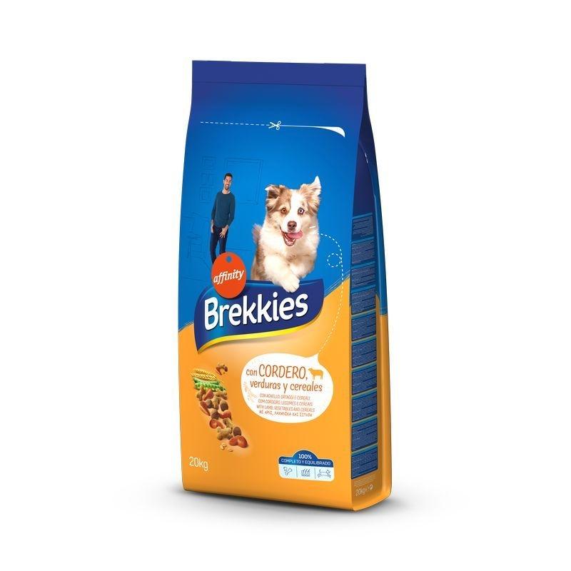 Brekkies Dog Excel Lamb & Rice, 20 kg imagine