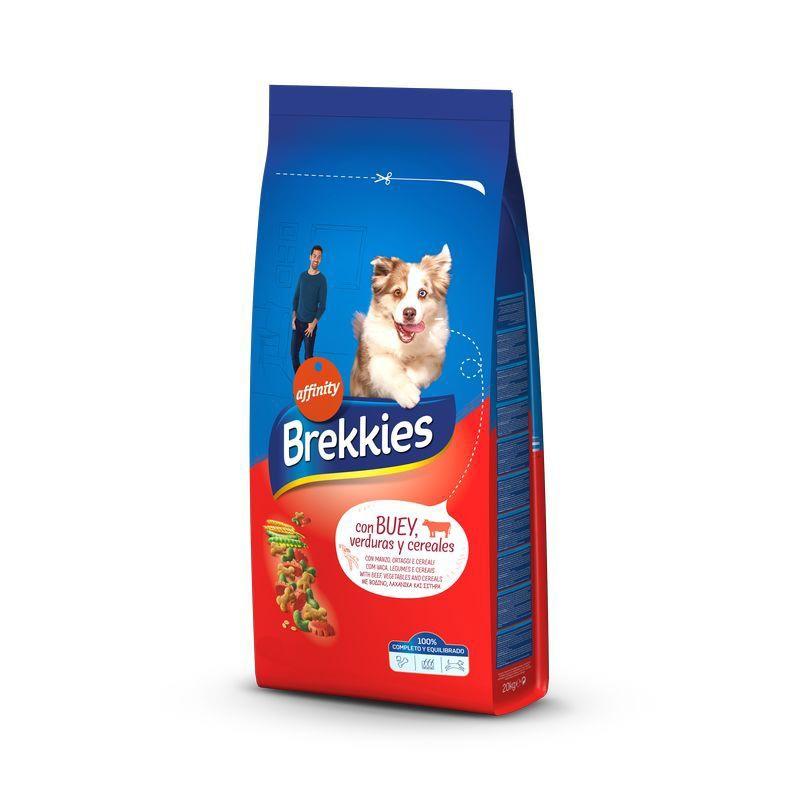 Brekkies Dog Excel Mix Vita, 4 kg imagine