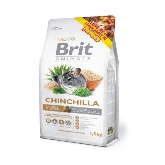 Brit Animals Chinchilla, 1.5 kg imagine