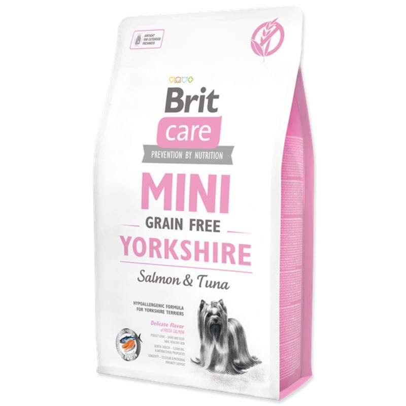 Brit Care Mini Grain Free Yorkshire, 2 kg imagine