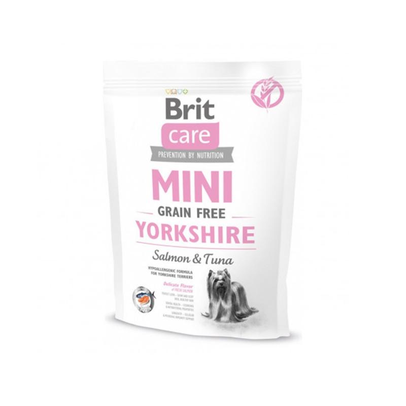Brit Care Mini Grain Free Yorkshire, 400 g imagine
