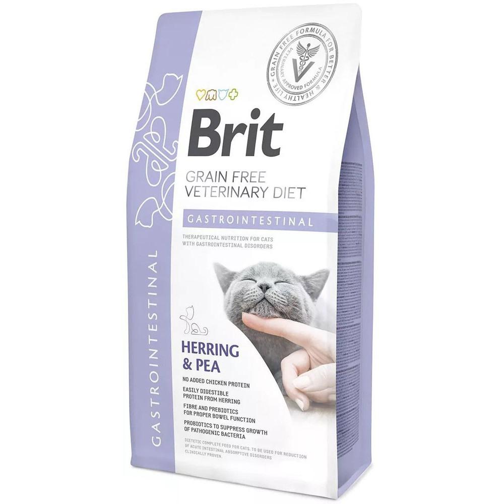 Brit Grain Free Veterinary Diets Cat Gastrointestinal, 5 kg imagine
