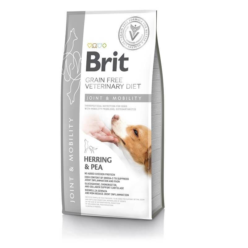 Brit Grain Free Veterinary Diets Dog Mobility, 2 kg imagine