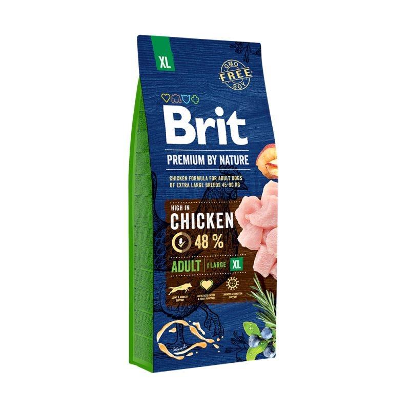 Brit Premium by Nature Adult XL, 15 kg imagine