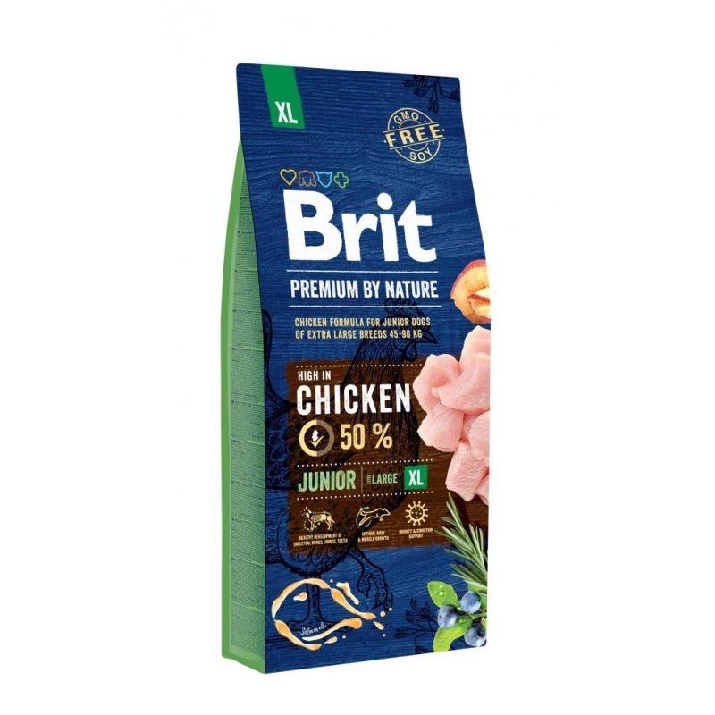 Brit Premium by Nature Junior XL, 15 kg imagine