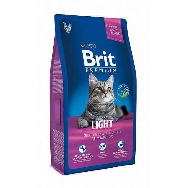 Brit Premium Cat Light, 1.5 kg imagine