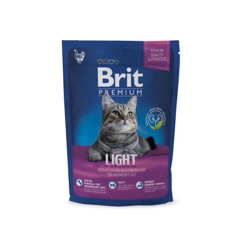 Brit Premium Cat Light, 800 g imagine