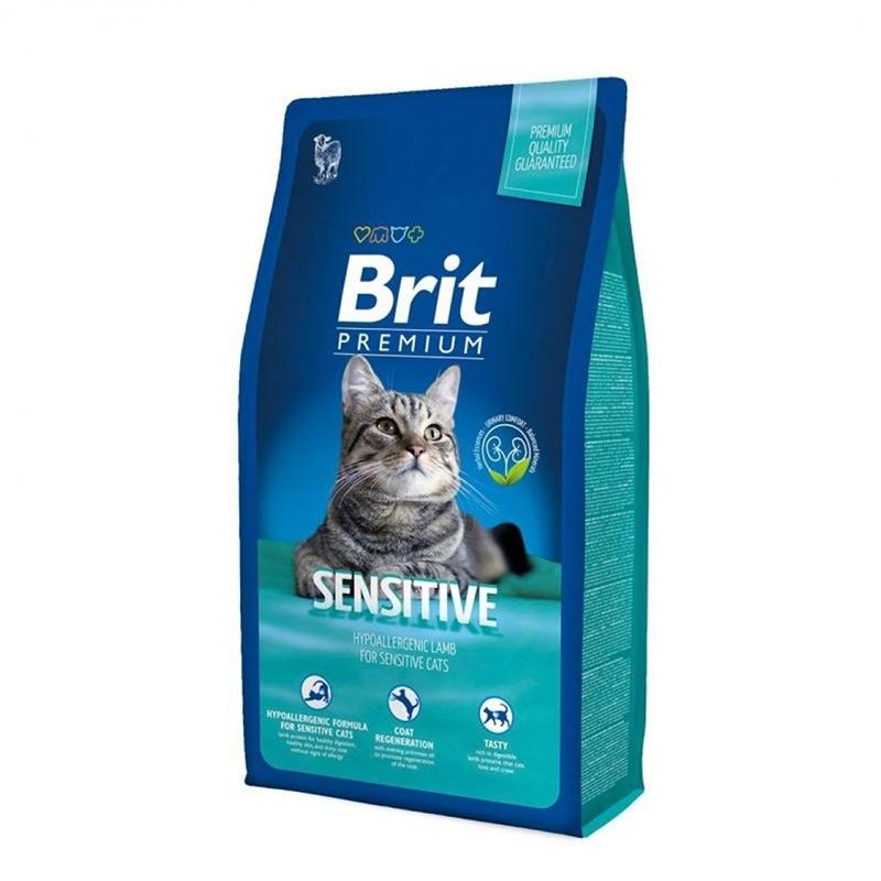 Brit Premium Cat Sensitive, 1.5 kg imagine