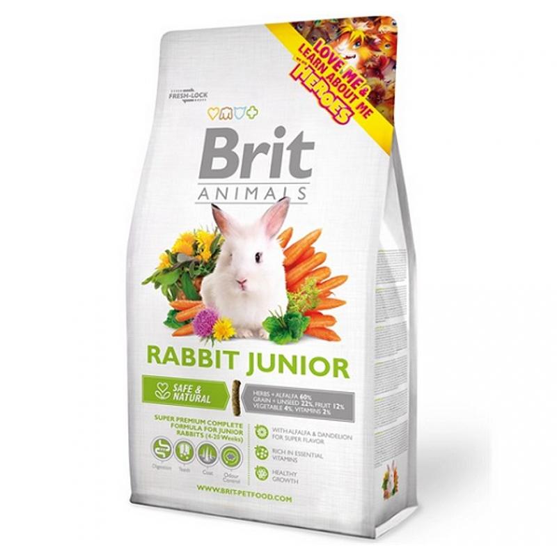 Brit Premium, Iepure Junior, 1.5 kg imagine