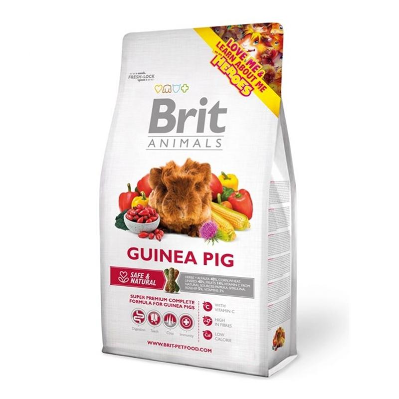 Brit Premium, Porcusor de Guinea, 1.5 kg imagine