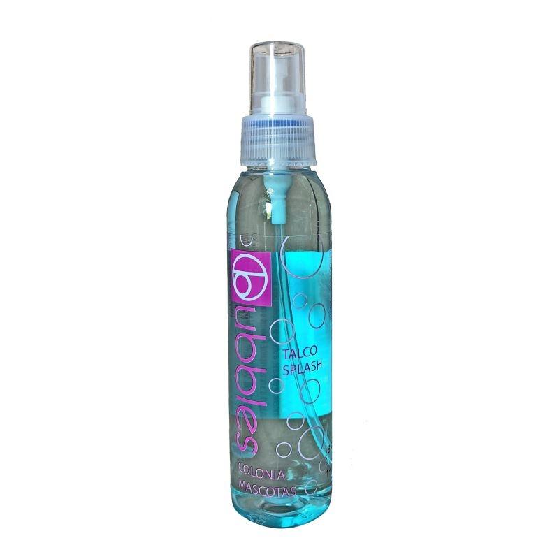 Bubbles apa de colonie Talco Splash, 125 ml imagine