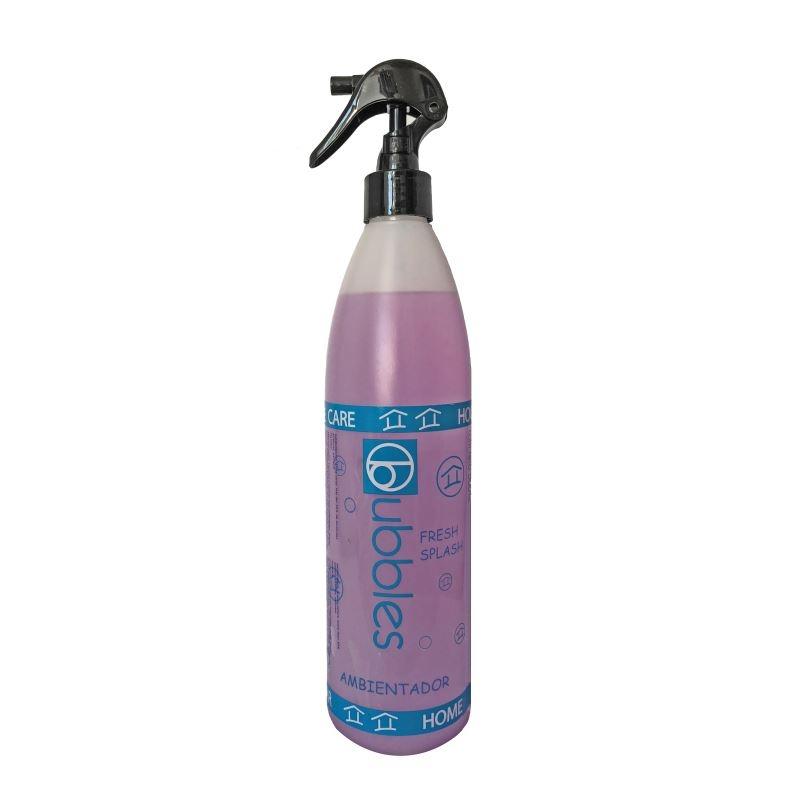 Bubbles spray odorizant Clean Fresh, 500 ml imagine