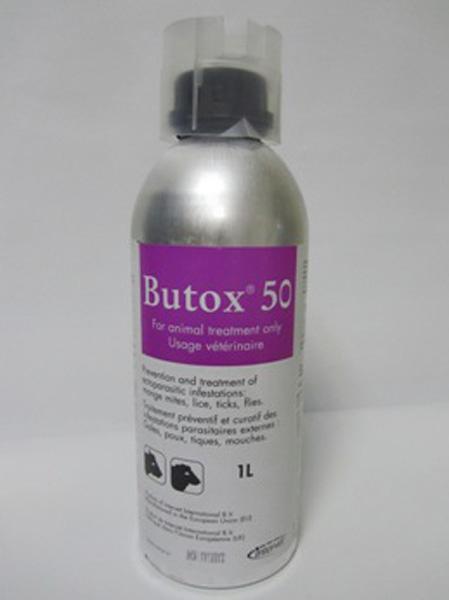 Butox 50 - 10ml imagine