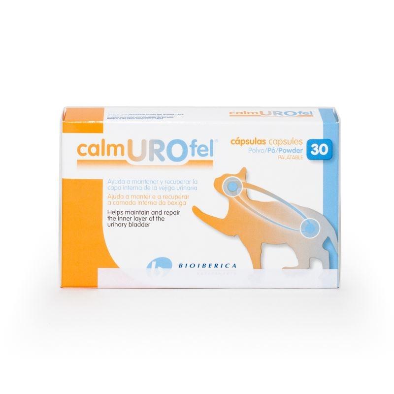 Calmurofel, 30 Comprimate imagine
