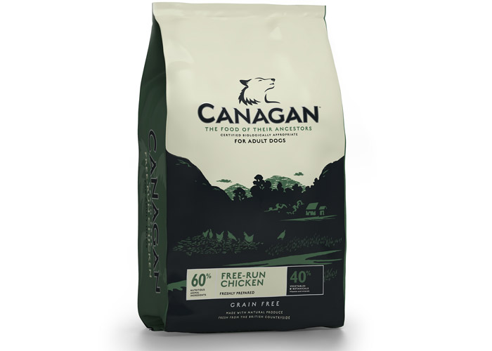 Canagan Free Run cu Pui, 12 kg imagine