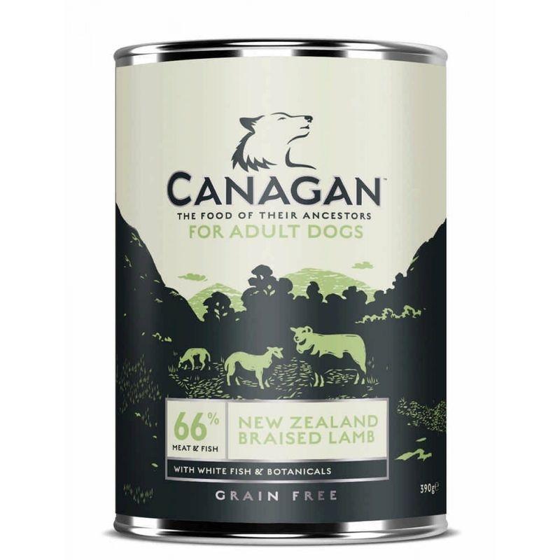 Canagan Dog Grain Free Miel si Peste Alb, 400g imagine