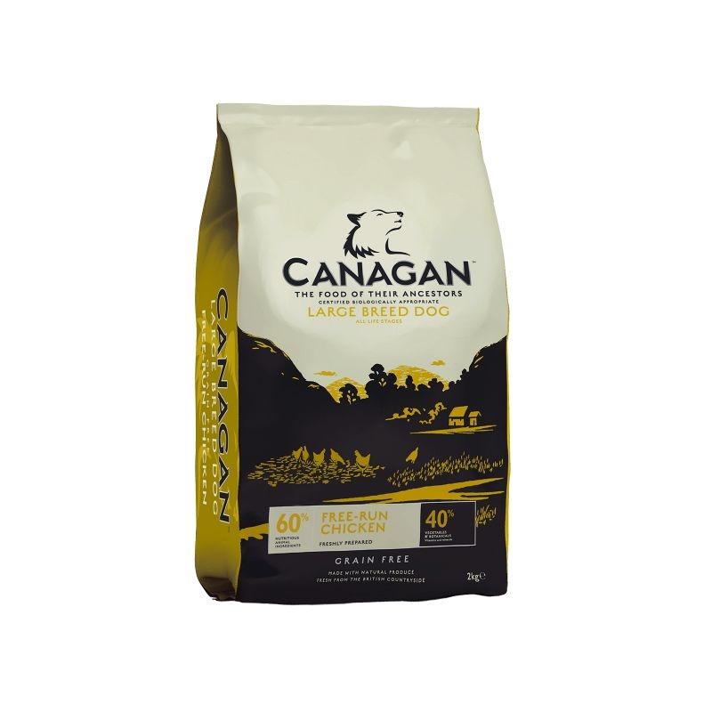 Canagan Grain Free Large Breed cu Pui, 12 kg imagine
