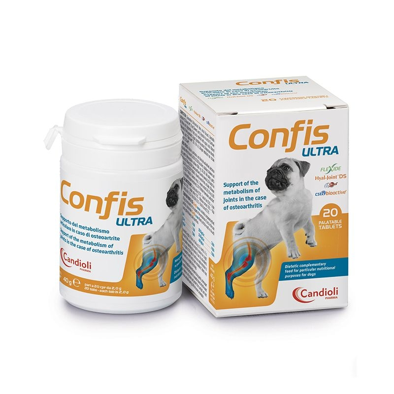 Candioli Confis Ultra, 20 tablete imagine