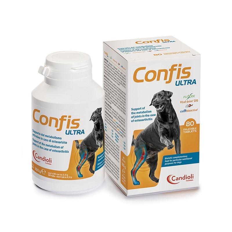 Candioli Confis Ultra, 80 tablete imagine
