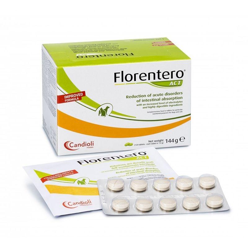 Candioli Florentero Act, 120 comprimate imagine