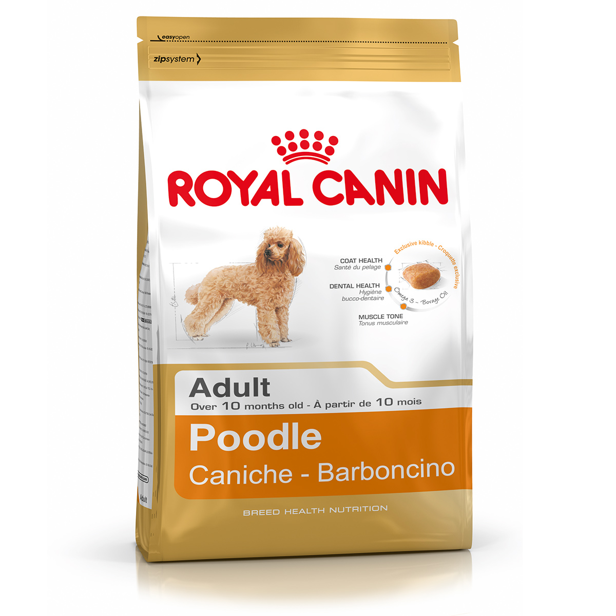 Royal Canin Poodle (caniche) Adult