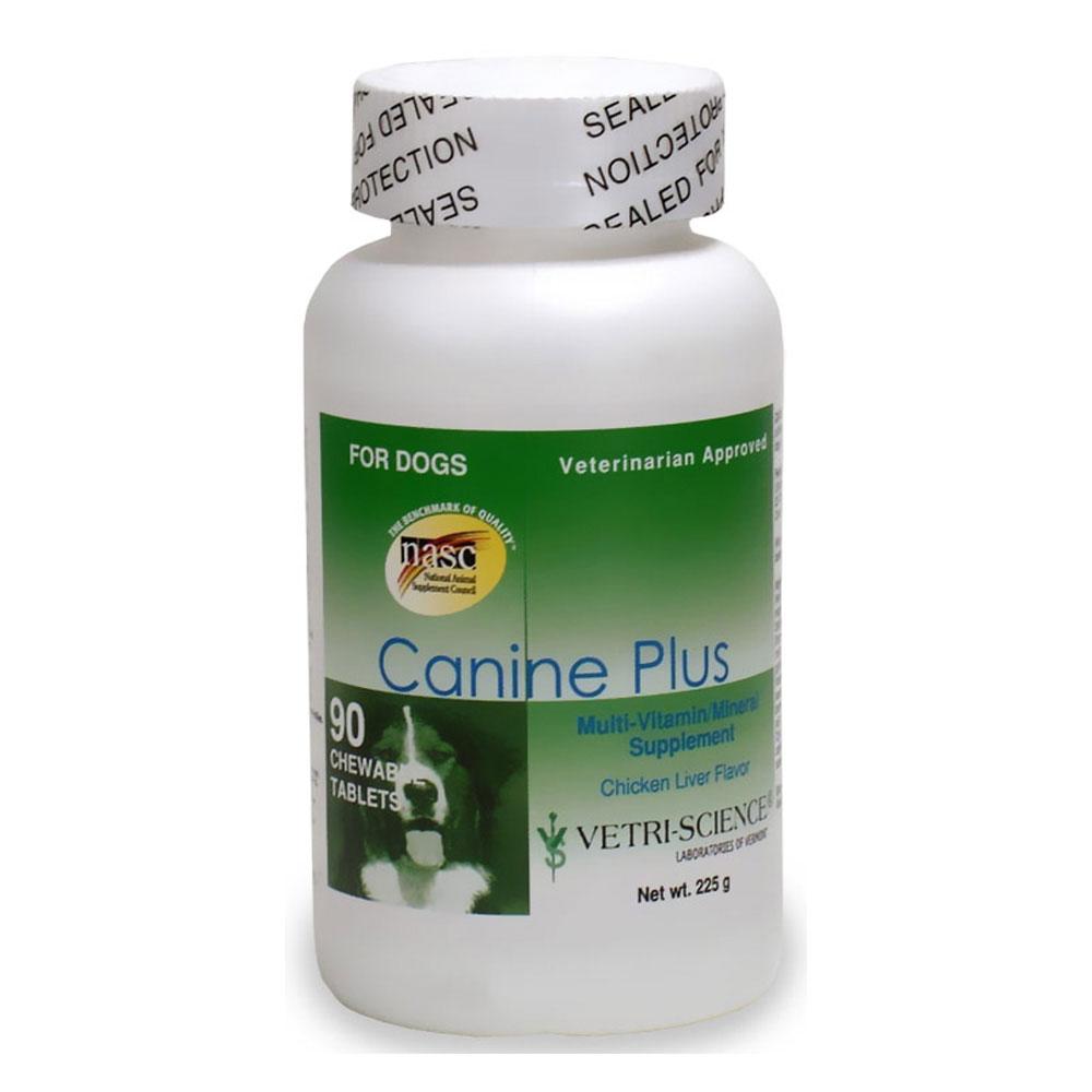 Canine Plus 1000 tablete imagine
