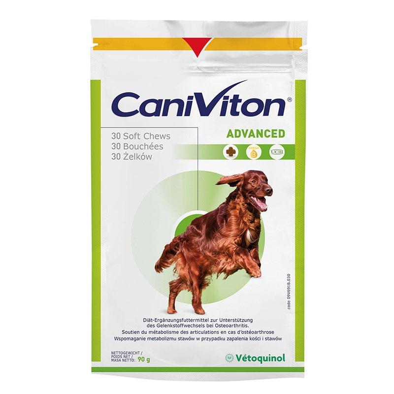 Caniviton Advanced X 30 comprimate masticabile imagine