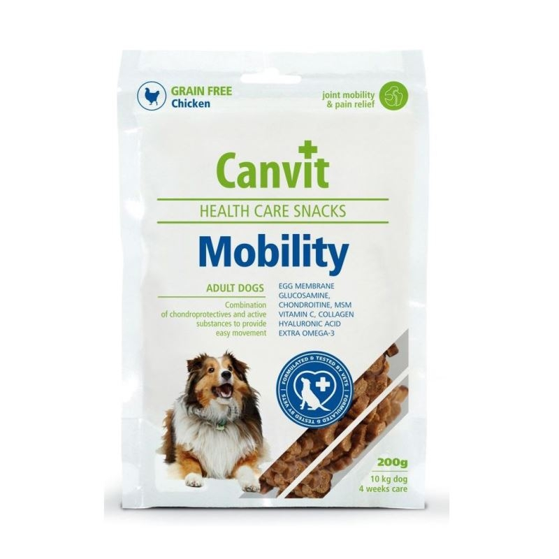 Canvit Health Care Mobility Snack, 200 g imagine