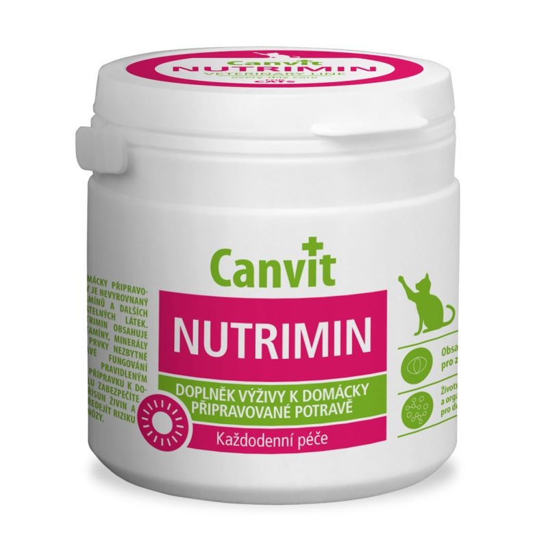 Canvit Nutrimin for Cats, 150 g imagine