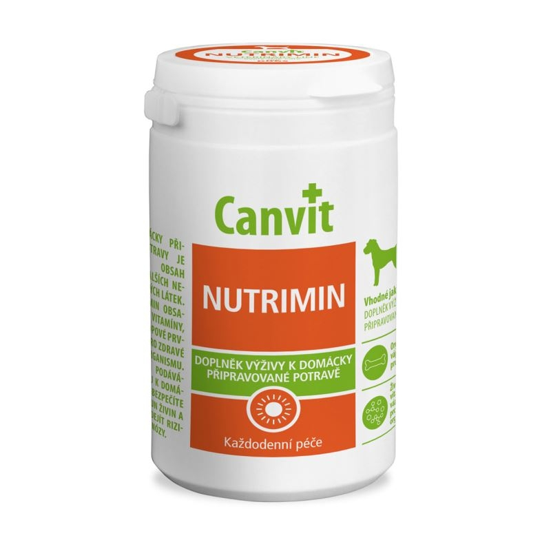 Canvit Nutrimin for Dogs, 230 g imagine