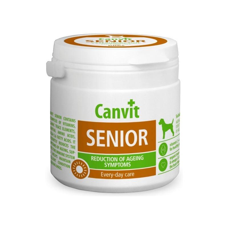 Canvit Senior for Dogs, 500 g imagine