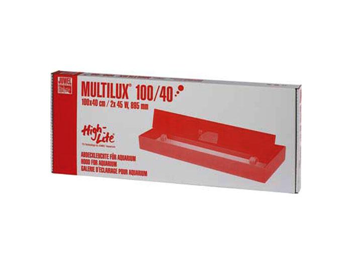 Capac Multilux 100 cm Negru imagine