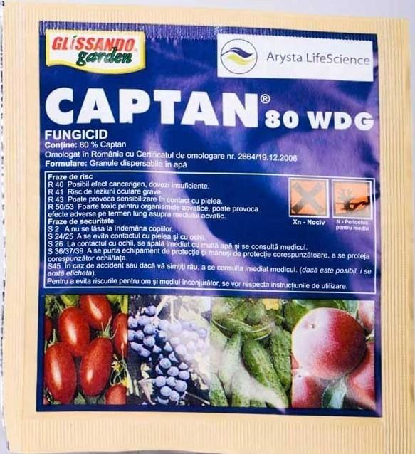 CAPTAN WDG 15G imagine