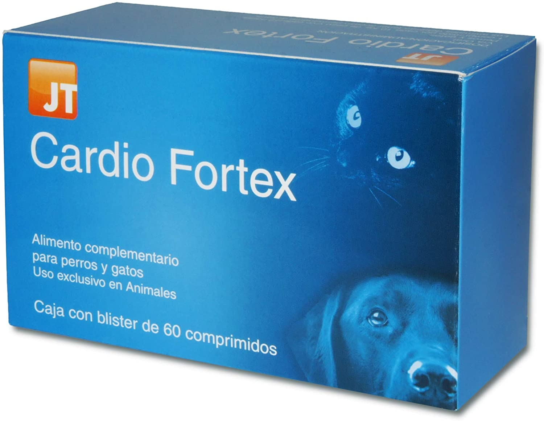 JT- CARDIO FORTEX 60 TABLETE imagine