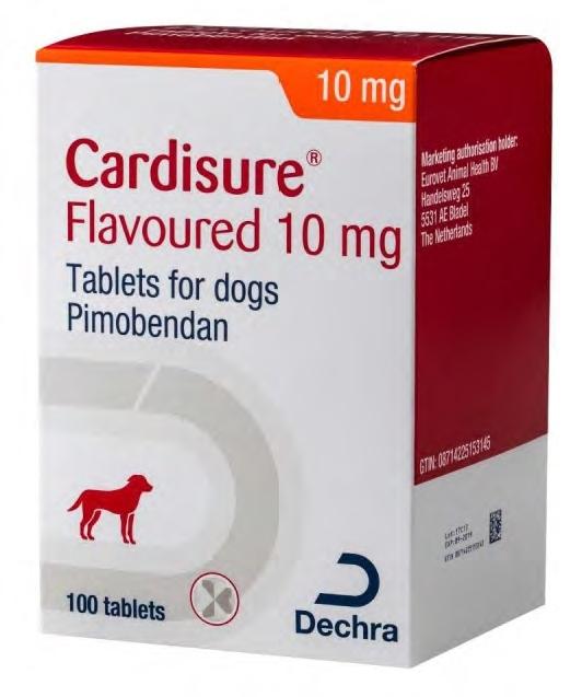 Cardisure, 10 mg imagine
