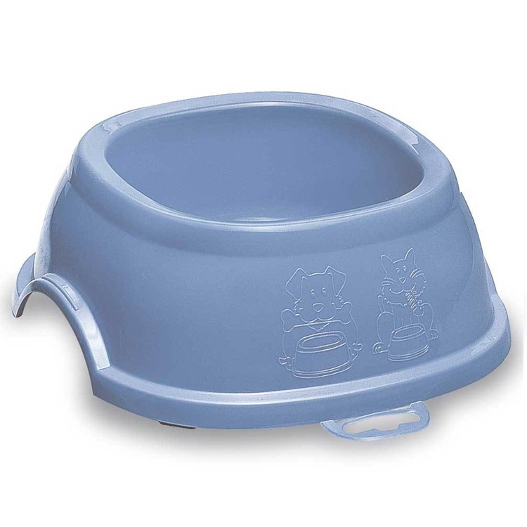 Castron plastic, Stefanplast Break 3, bleu, 1L imagine