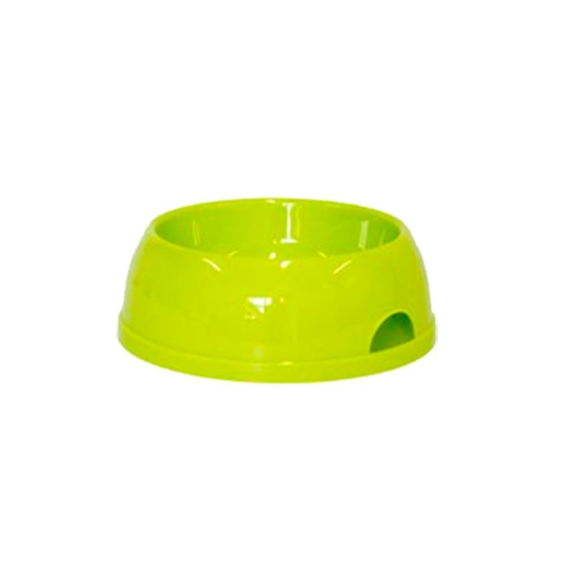 Castron plastic caine, verde, 1.45 l imagine