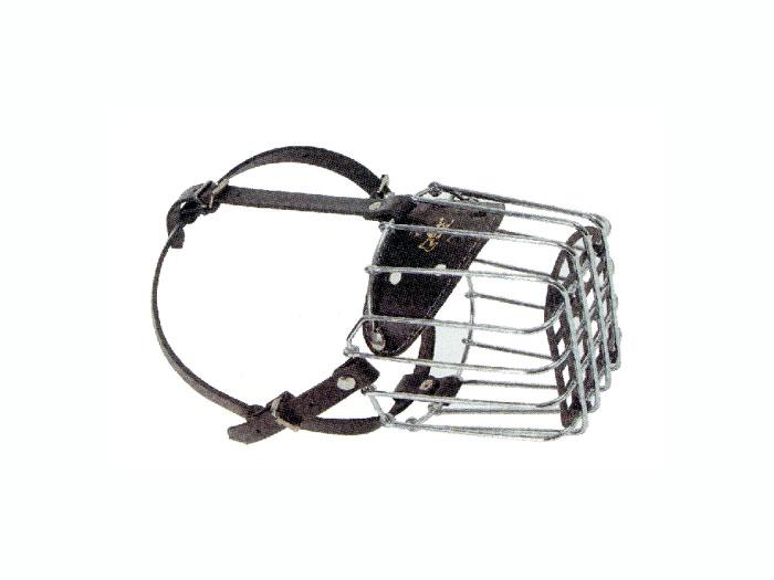 Botnita caine metal Nr. 10 Dog imagine