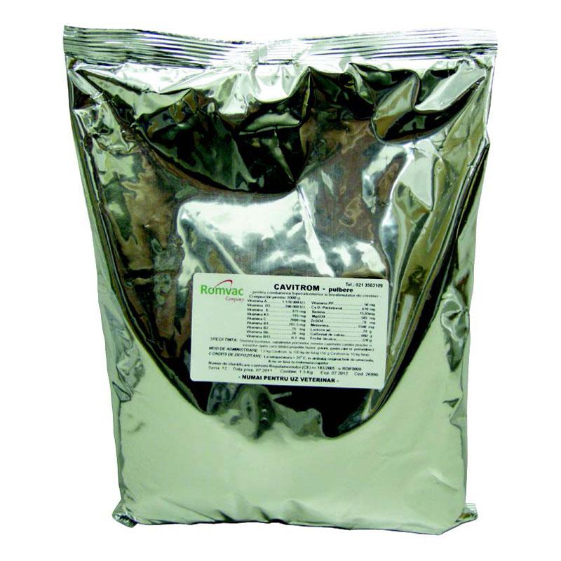 Supliment nutritiv CAVITROM 1.5 Kg imagine