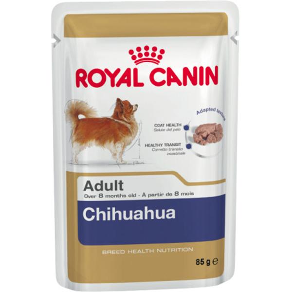 Royal Canin Chihuahua, 12 plicuri X 85 g imagine